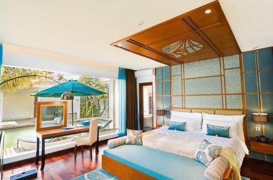 Индонезия (о.Бали) The Leaf Jimbaran Luxury Villas
