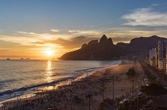 Бразилия Fasano Rio de Janeiro