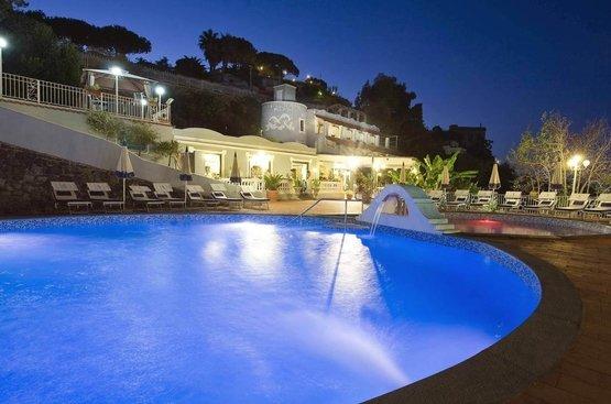 Италия Strand Hotel Delfini