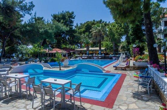 Греция Porfi Beach Hotel