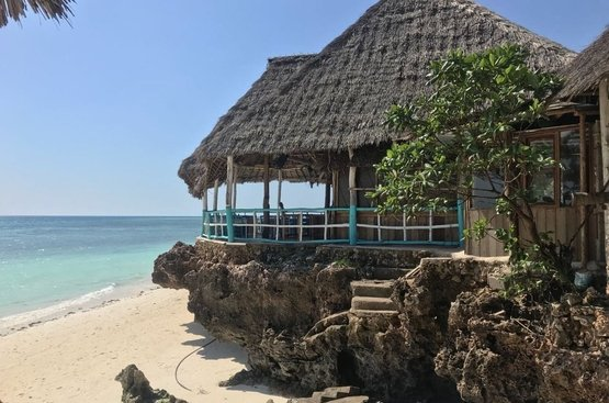 Танзания Amaan Beach Bungalows