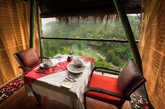 Индонезия (о.Бали) Jungle Retreat by Kupu Kupu Barong