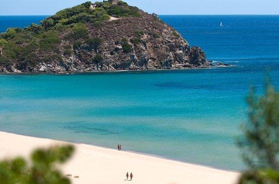 Италия Chia Laguna Resort- Baia