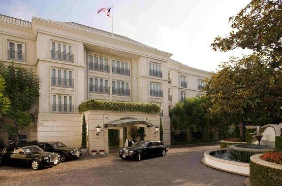 США The Peninsula Beverly Hills
