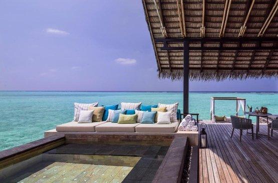 Мальдивы One & Only Reethi Rah Maldives de Luxe