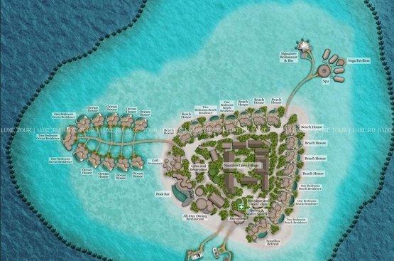 Мальдивы The Nautilus Maldives