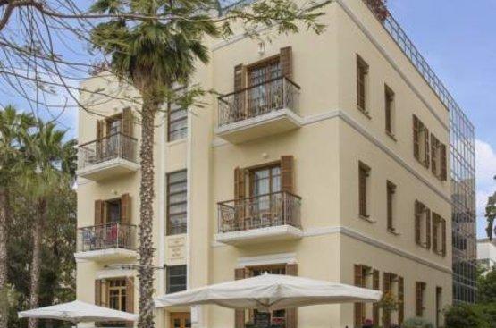 Израиль The Rothschild Hotel