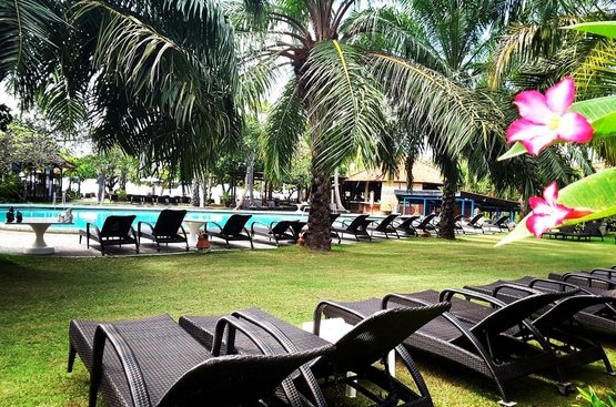 Индонезия (о.Бали) Inna Bali Beach Garden