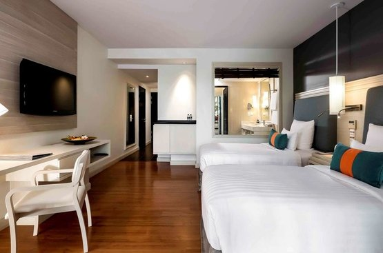 Таиланд Pullman Phuket Panwa Beach Resort 5*