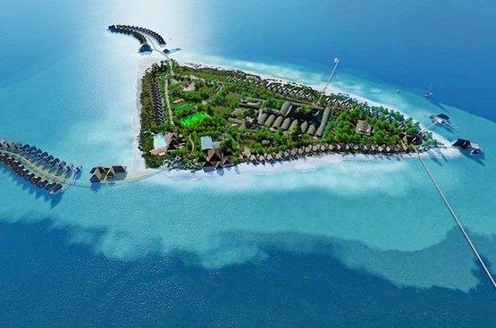 Мальдивы Heritance Aarah