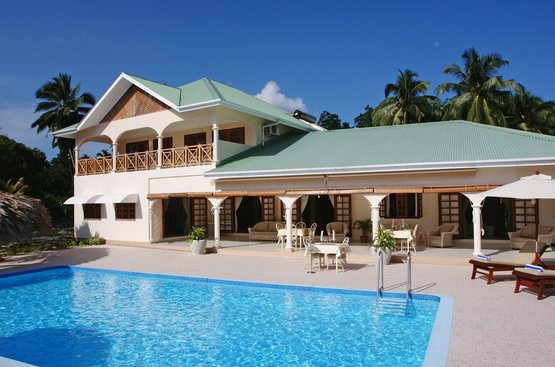 Сейшелы Villa de Cerf