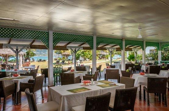Сейшелы L'Habitation Cerf Island Hotel