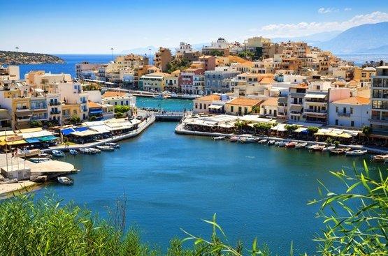 Греция Cretan Village