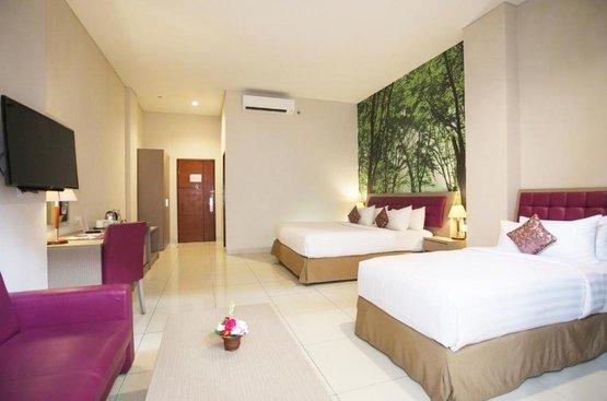 Индонезия (о.Бали) Kuta Central Park