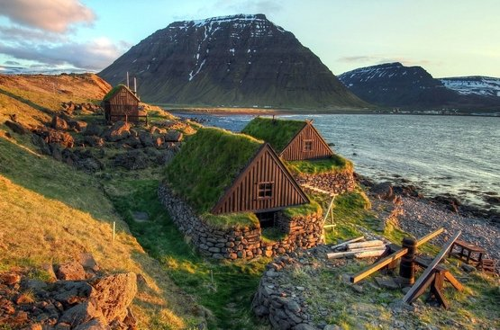 Исландская Сага, 112