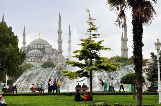 Стамбул + Симфония континентов, 114