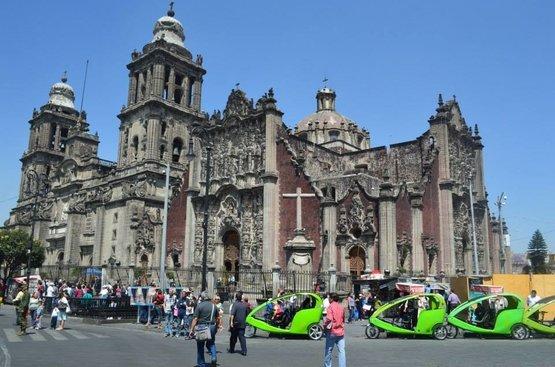 Тур в Мехико ( Mexico city) 3 дня/2 ночи, 114
