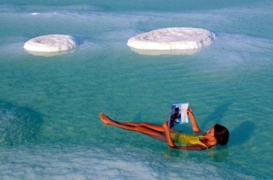 Настоящее путешествие (Нетания- Эйлат - Мертвое море), 118