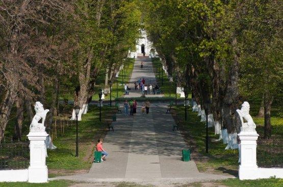 УКРАИНА: Дворцы Черниговщины, 95