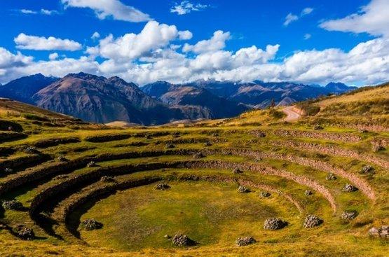Манящий Перу Паракас, 87
