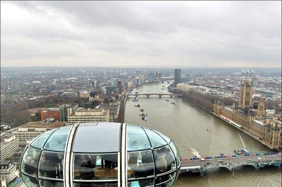 Выходные в Лондоне: 2 экскурсии, 84