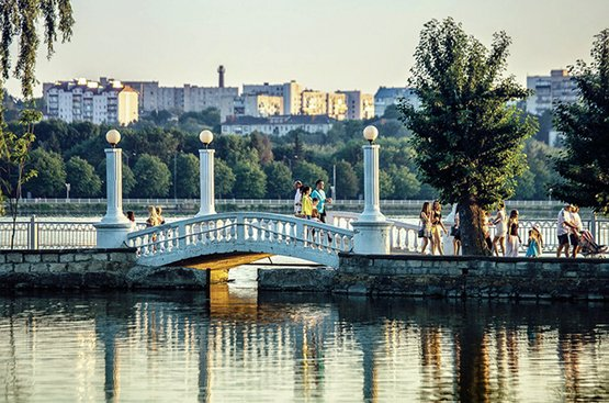 Замки Украины, 118