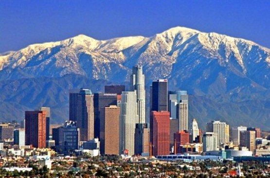 Лос-Анджелес, Лас Вегас, Каньоны, 86