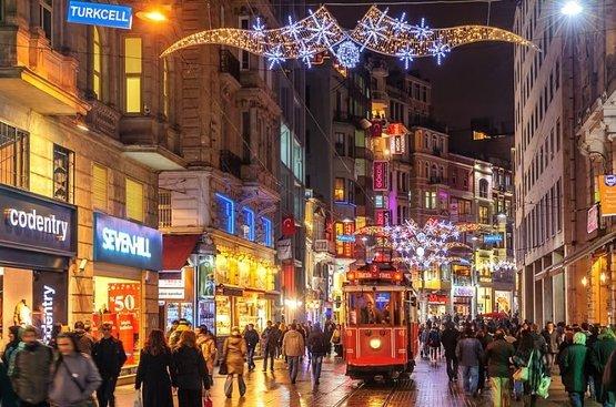 Новый Год в Стамбуле, 113