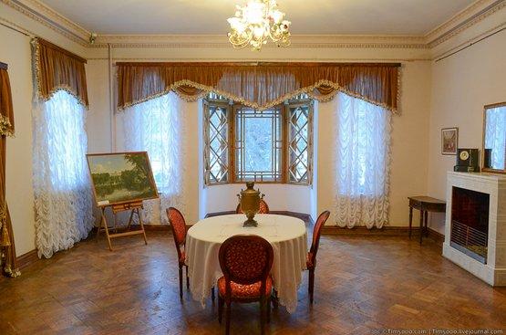 УКРАИНА: Дворцы Черниговщины, 98