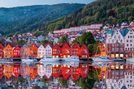 Симфония норвежских фьордов, 89