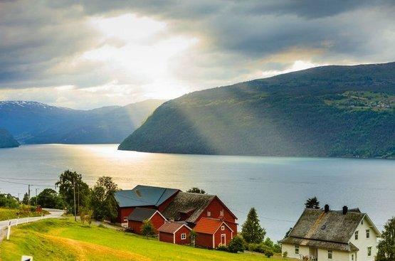 Симфония норвежских фьордов, 87