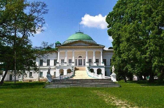 УКРАИНА: Дворцы Черниговщины, 87