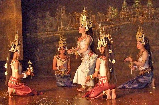 Сием Реап (Ангкор), 3 дня / 2 ночи (автобус), 115