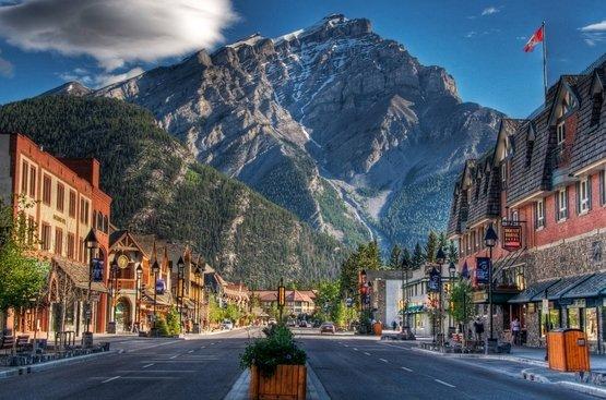 Западная Канада, скалистые горы, 88