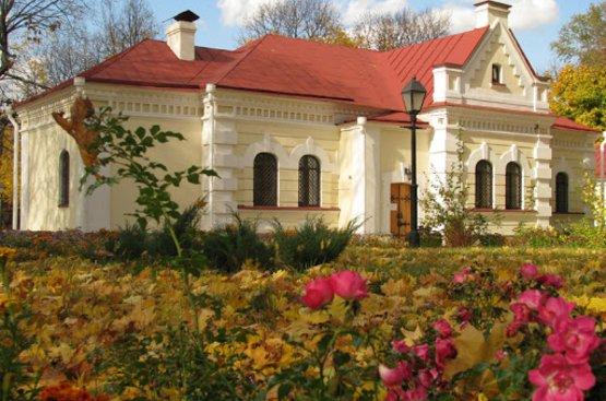 УКРАИНА: Дворцы Черниговщины, 107