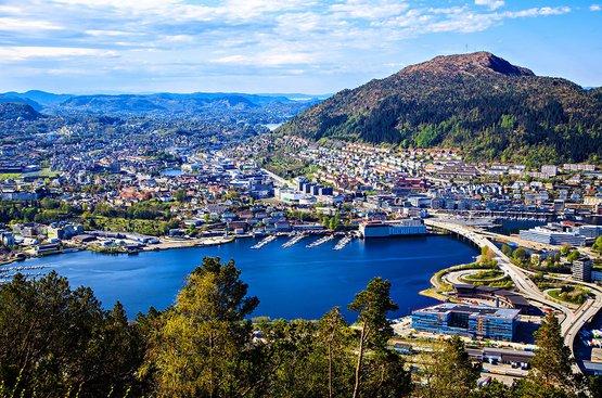 Симфония норвежских фьордов, 88
