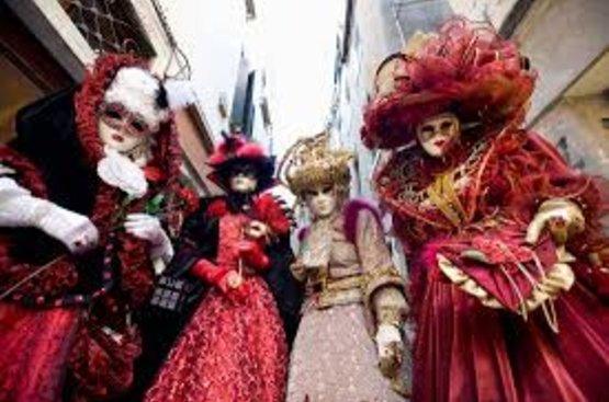 Венецианский карнавал, 114