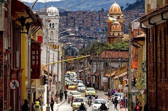 Новогодняя Колумбия, 115