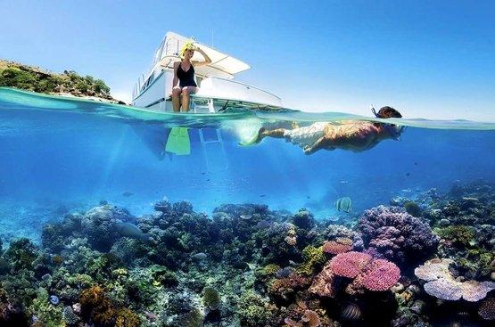 Нетронутый Мир (Сидней -Кернс-Большой Барьерный Риф), 91