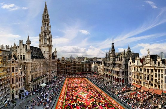 Амстердам - Брюссель, 89