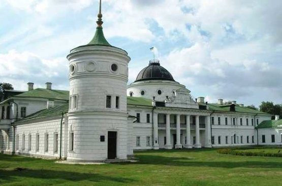 УКРАИНА: Дворцы Черниговщины, 99