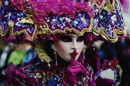 Венецианский карнавал, 112