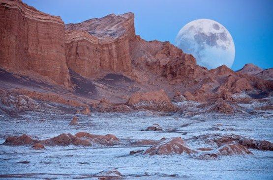 Чили. Космическое путешествие на Земле 2021:  Лунная долина, вулканы и солончаки, 112