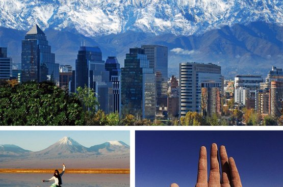 Сантьяго, озера и Патагония, 112