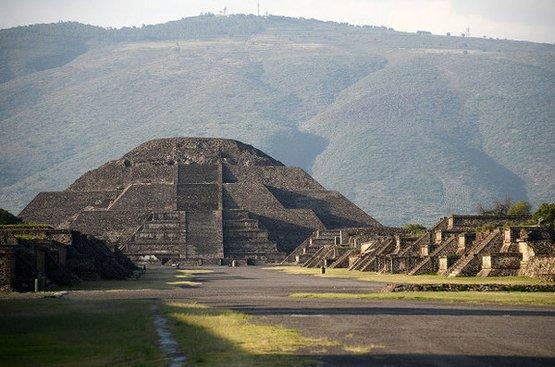 Тур в Мехико ( Mexico city) 3 дня/2 ночи, 90
