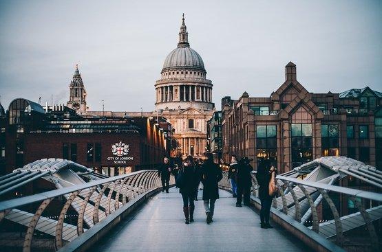 Выходные в Лондоне: 2 экскурсии, 87