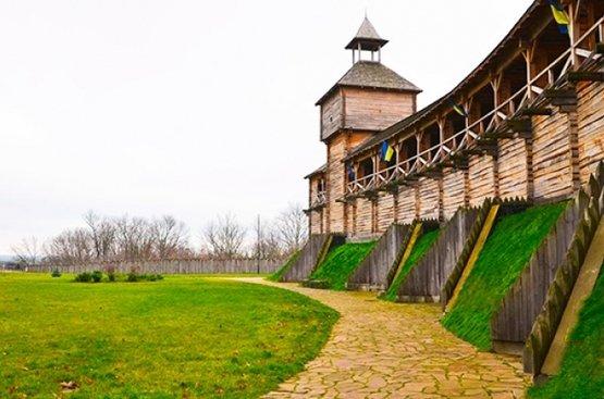 УКРАИНА: Дворцы Черниговщины, 110