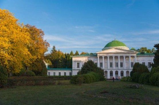 УКРАИНА: Дворцы Черниговщины, 100