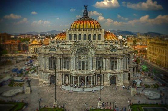 Тур в Мехико (Mexico city) 4 дня/3 ночи, 112