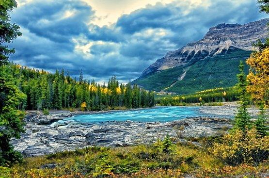 Западная Канада, скалистые горы, 86